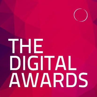 the digital awards logo