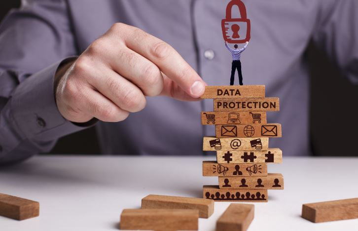 data protection illustration